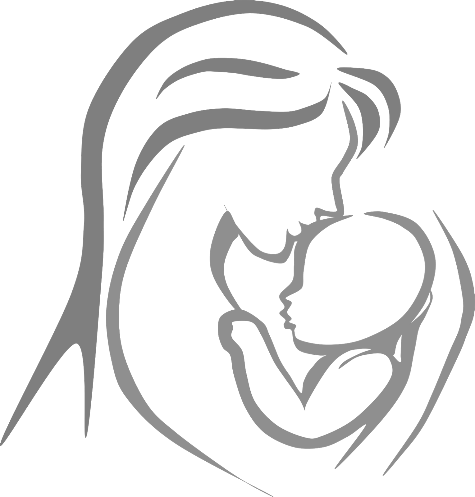 Mother And Child Photo Png image #41497