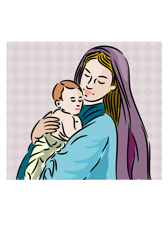 Mother Baby Png image #41496