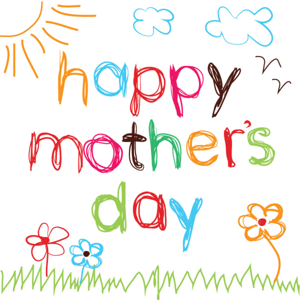 Vector Free Mothers Day Download Png image #28291