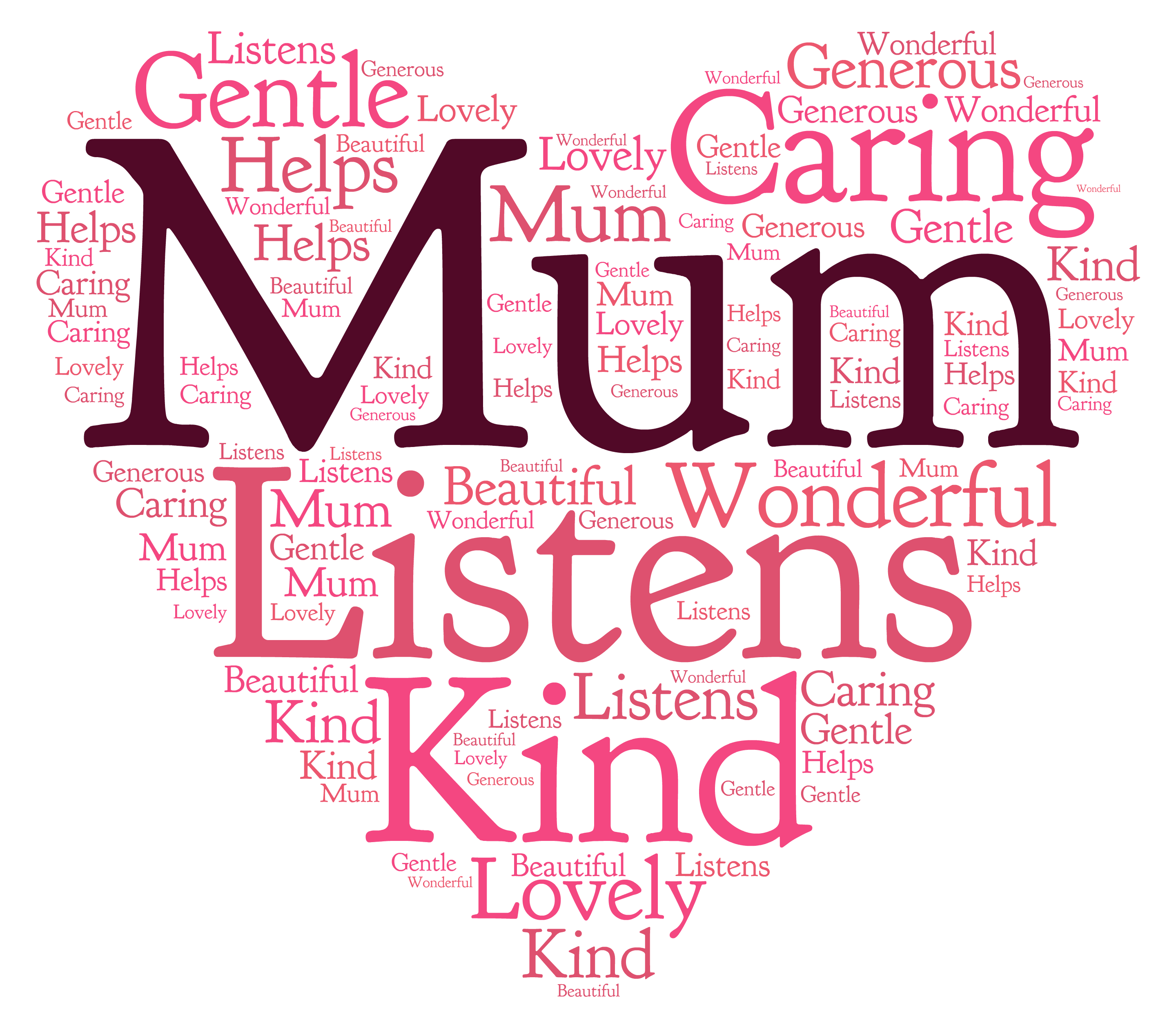 Picture Mothers Day PNG image #28297