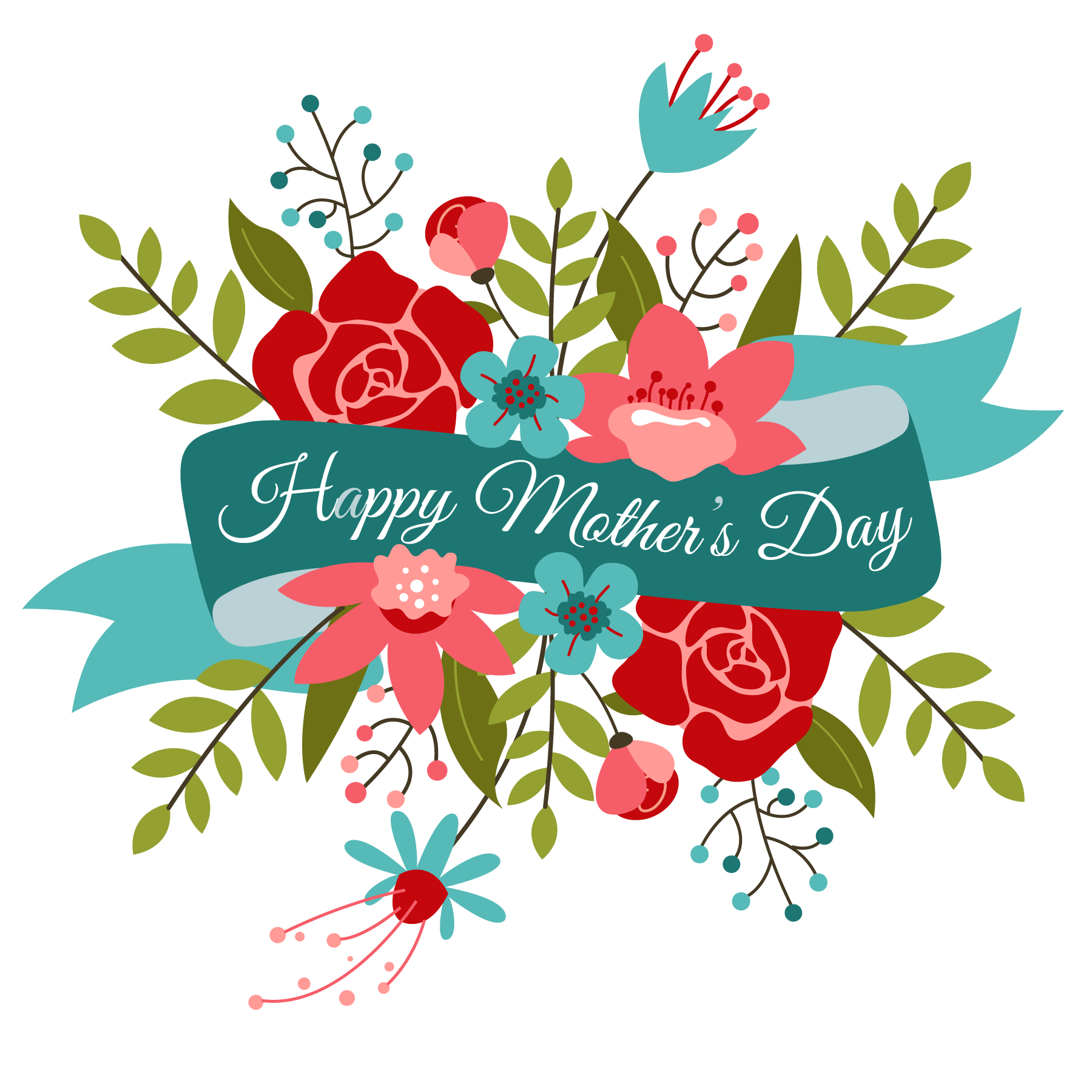 Clipart Mothers Day PNG image #28276