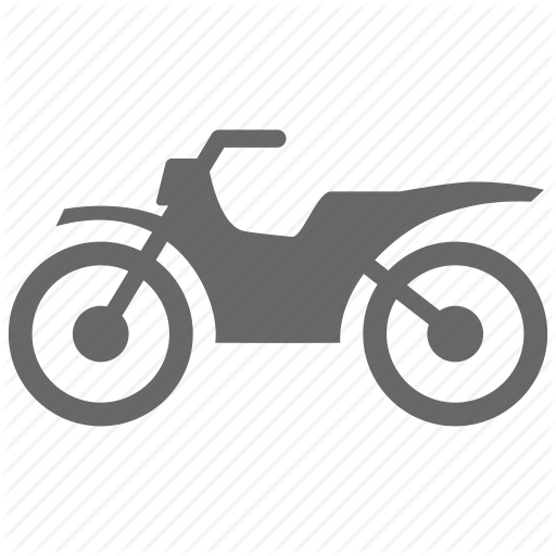 Motorcycle Icon Png image #2702