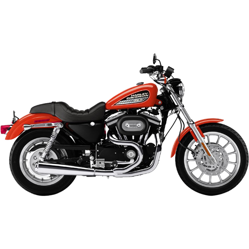 Motorcycle Red Hd Png image #20353