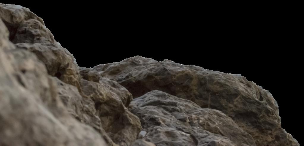 mountain rock clipart