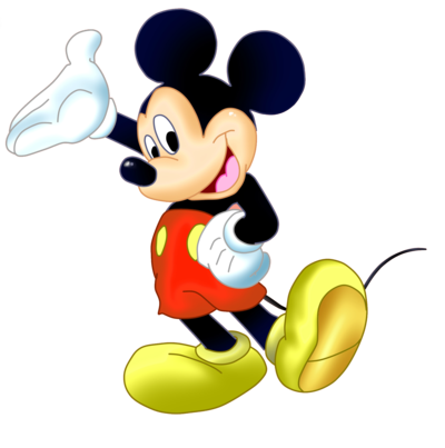 mouse cartoon png