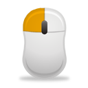 Mouse Left Click Icon Png image #15074