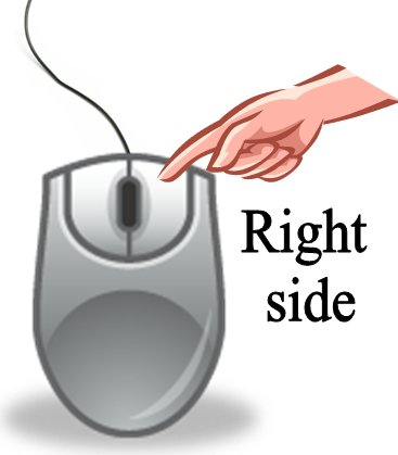 Free Mouse Right Click Icon image #15099