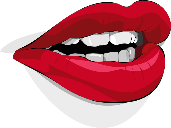 Free Mouth Svg image #14313