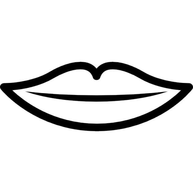Mouth Icon Svg image #14304