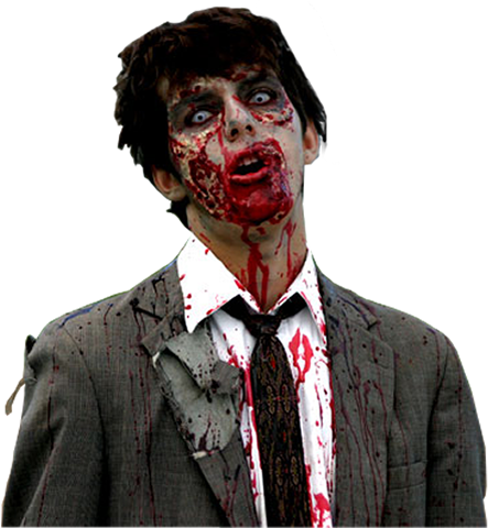 Mouth Neck costume zombie, clip art, image