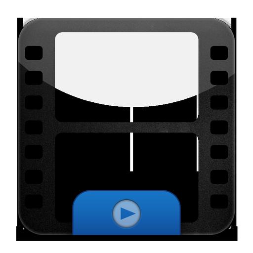 Movie Svg Icon
