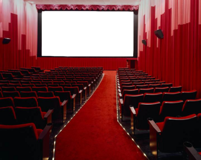 Movie Theatre Png image #35890