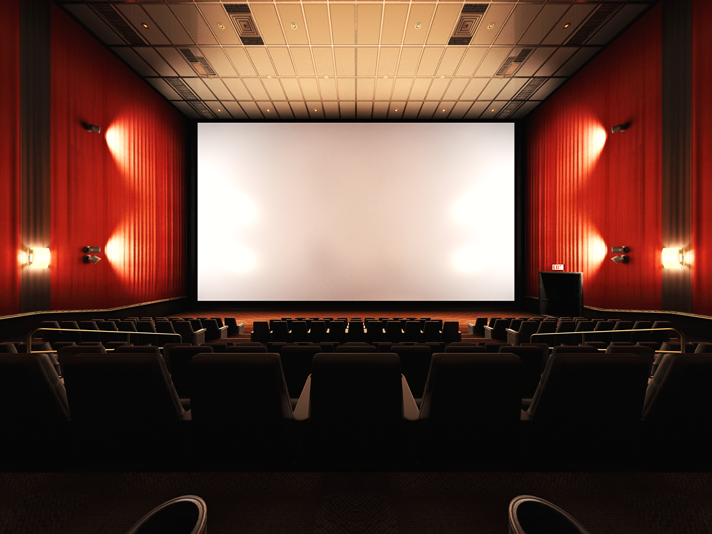 Movie Theatre Png image #35892