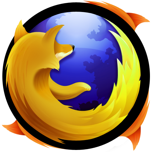 Mozilla Firefox Icon/Button
