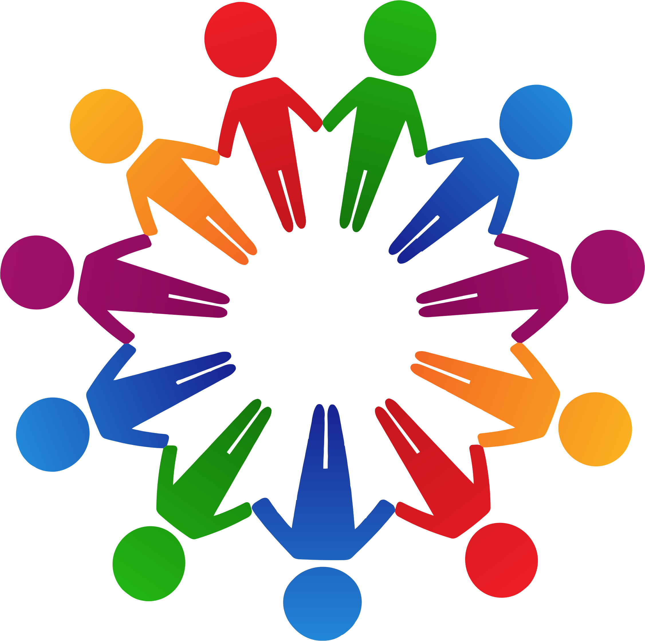 Multicultural Cooperation Circle image #10342