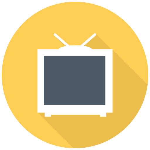 Multimedia, Free, Tv Icon Png image #40395