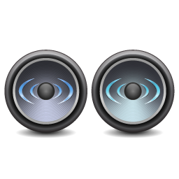 Multimedia Stereo Icon image #3969