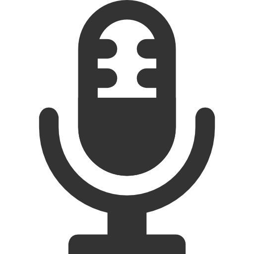 Music Microphone Icon Free Download image #5046