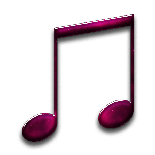 Music Note Download Icon image #34240