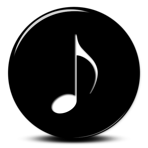 Vector Music Note Icon image #34251