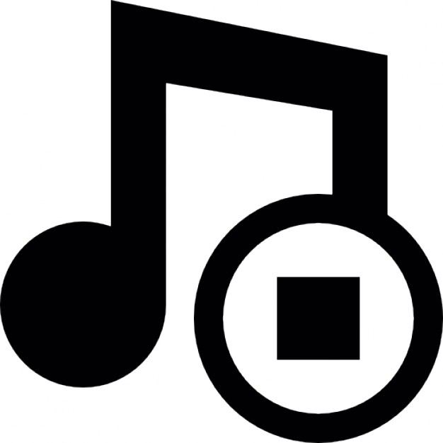 Music Stop Icon image #39679