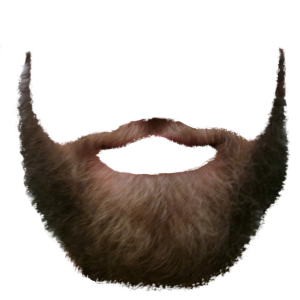 Mustache Beard Png image #44582