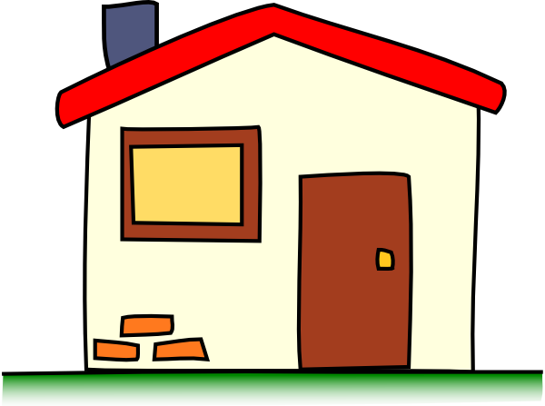 My House Clip Art