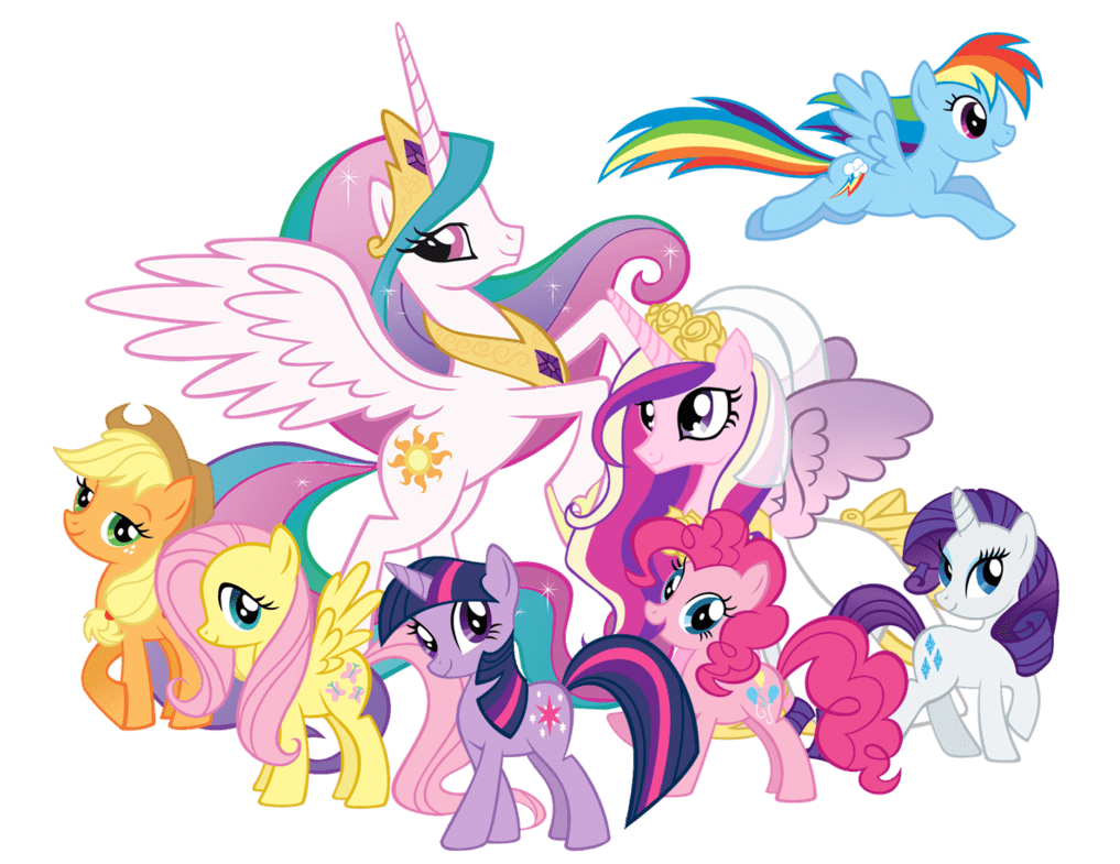 My Little Pony PNG HD image #47135