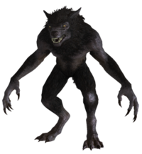 mythical creature wolf, werewolf, werewolf movies png hd