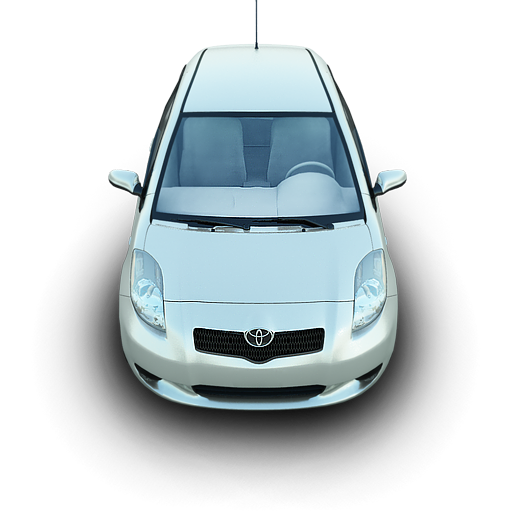 MyYaris Icon | Silver Cars Iconset | Archigraphs image #2418