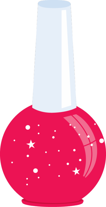 Nail Polish Designs Png
