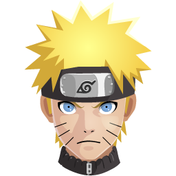 Naruto Drawing Vector image #14688