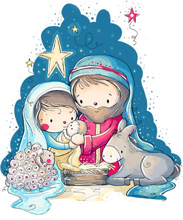 Nativity Png image #27630