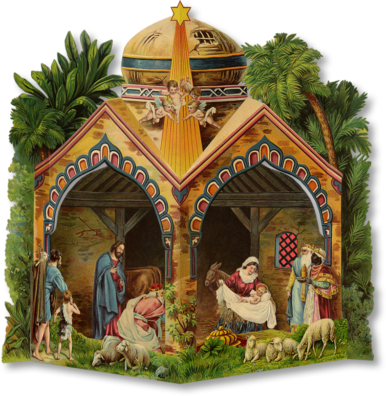Nativity Png image #27632