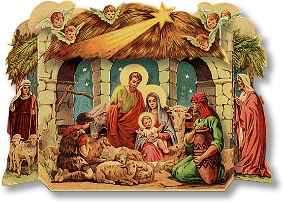 Nativity Png image #27636