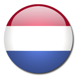 Netherlands, Dutch Flag Png Icon image #34594