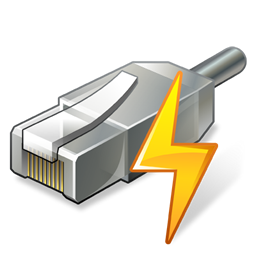 Icon Image Network Cable Free