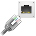 Network Cable Icon Free