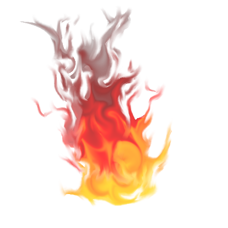 New Fire Transparent Png image #4862