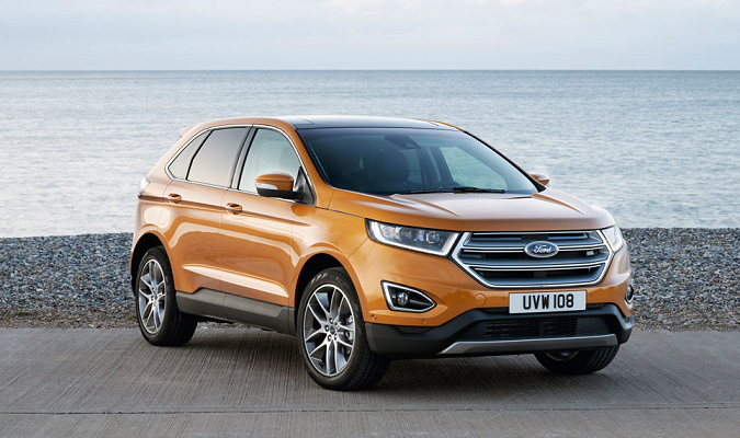 New Ford Edge 2016 Png image #28045