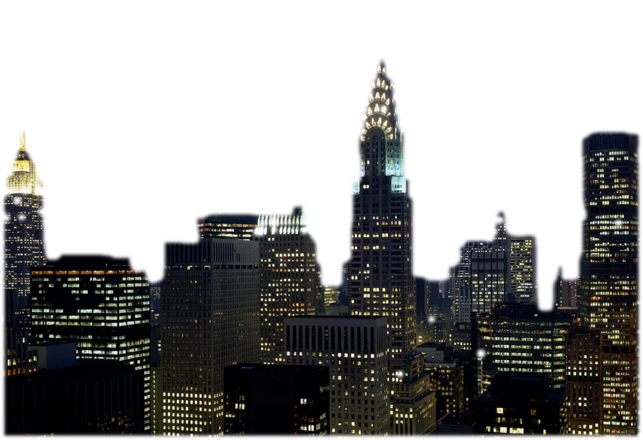 New York City PNG image #3529