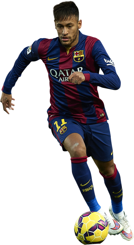 Neymar Football Png image #44971