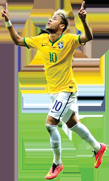 neymar png athlete