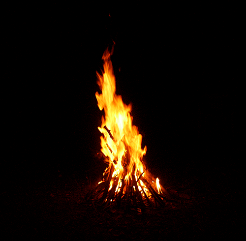 Night, Bonfire PNG Clipart image #47551