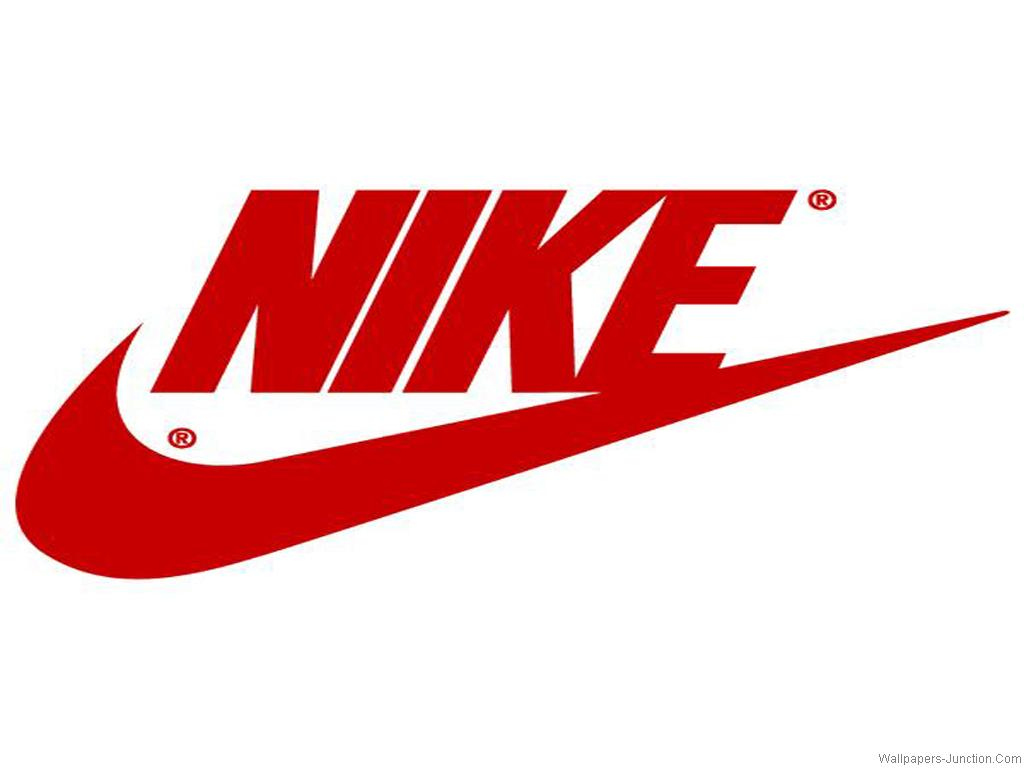 nike background red logo