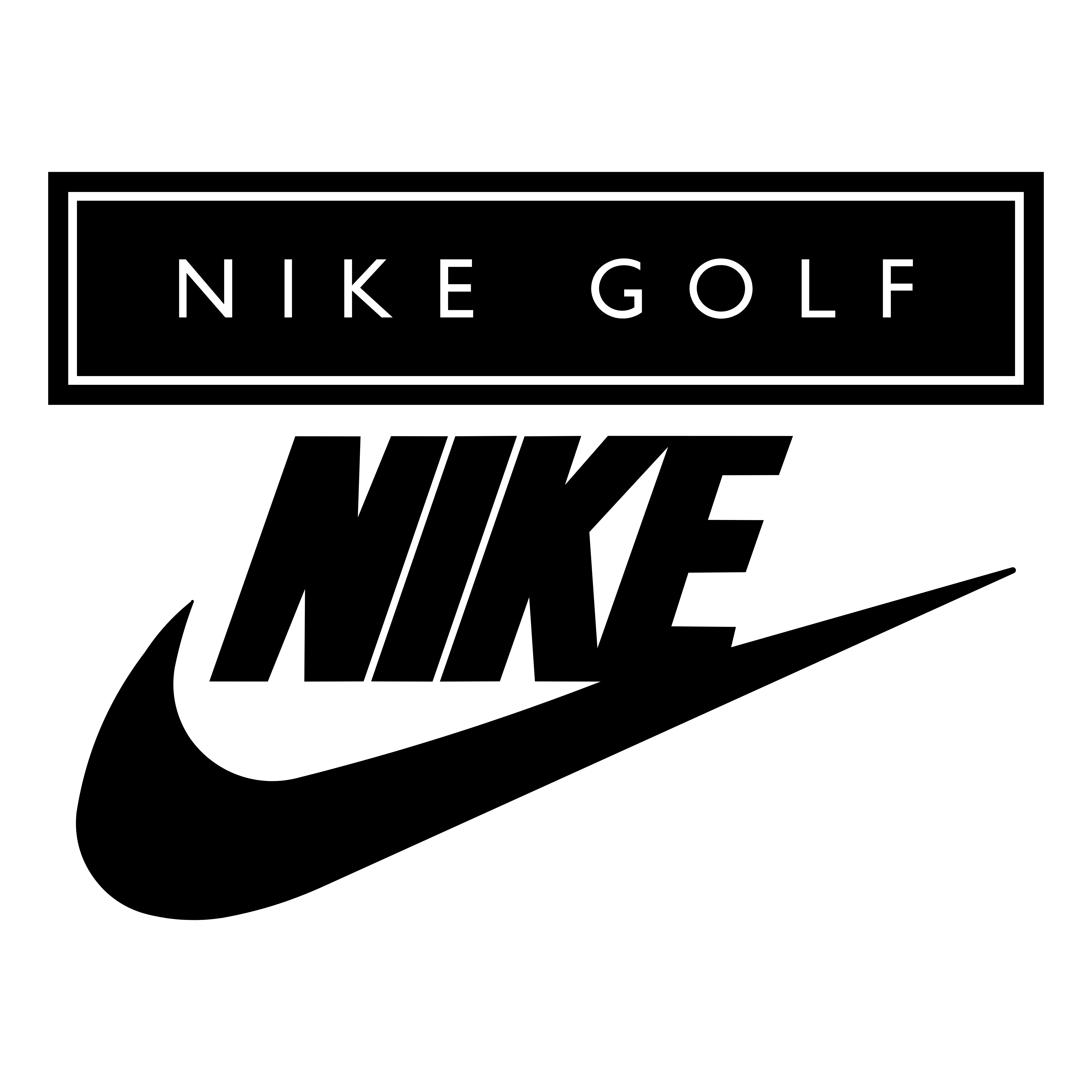Nike Golf Logo download transparent