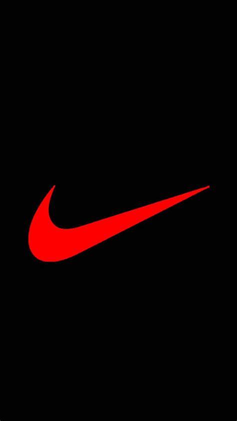 nike red logo wallpaper 9