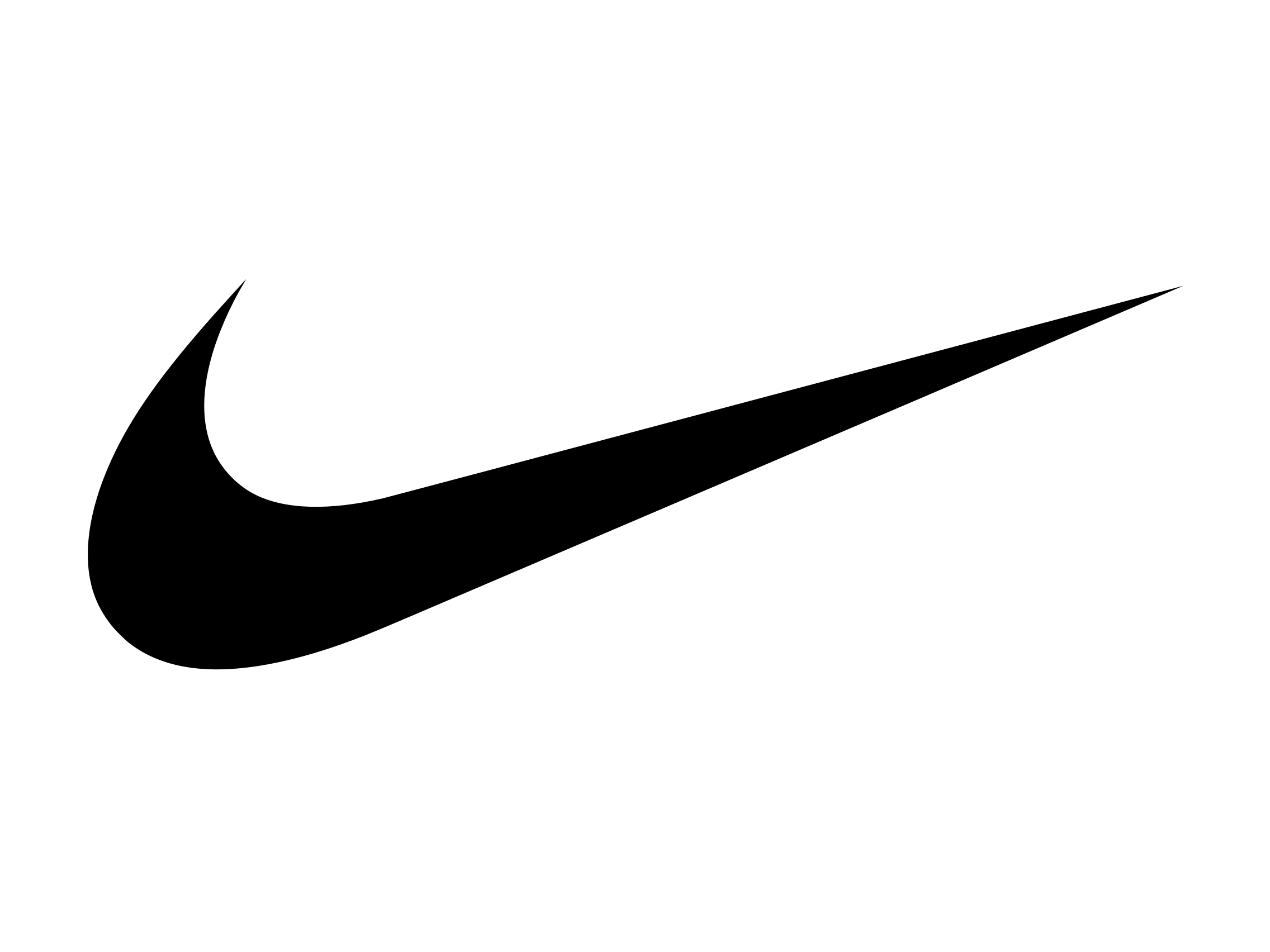 nike transparent logos background