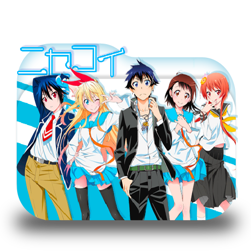 Nisekoi Folder Icon image #43734