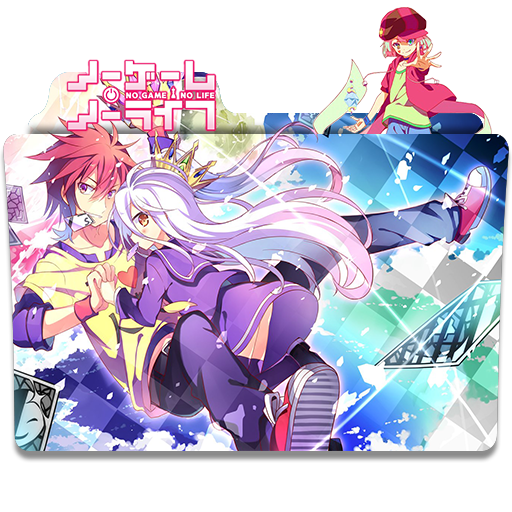 Save No Game No Life Png image #37574